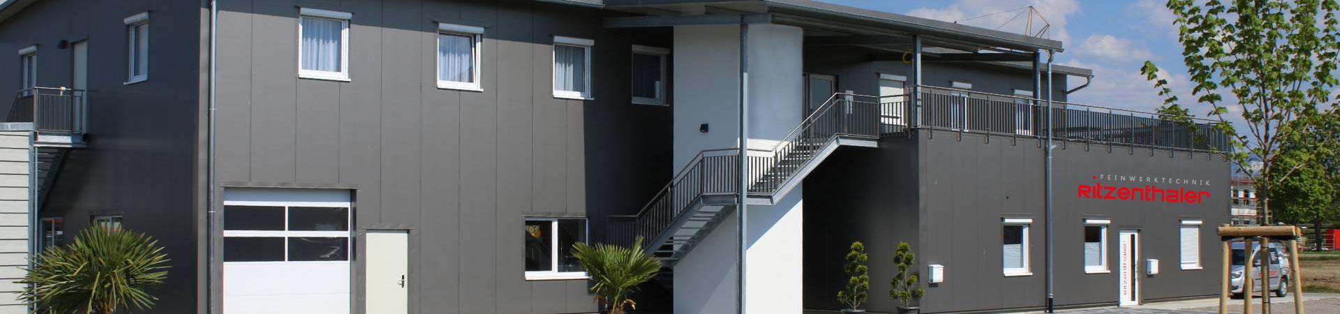 Gebäude – Gästehaus