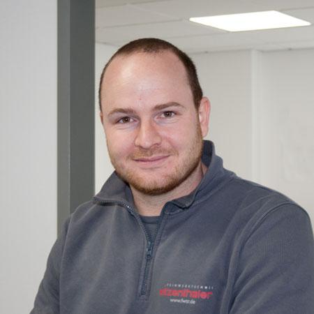 Manuel Eschbach - Feinwerktechnik Ritzenthaler GmbH