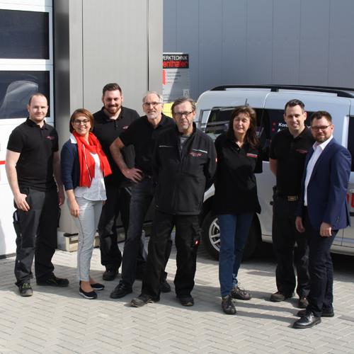 Team - Feinwerktechnik Ritzenthaler GmbH