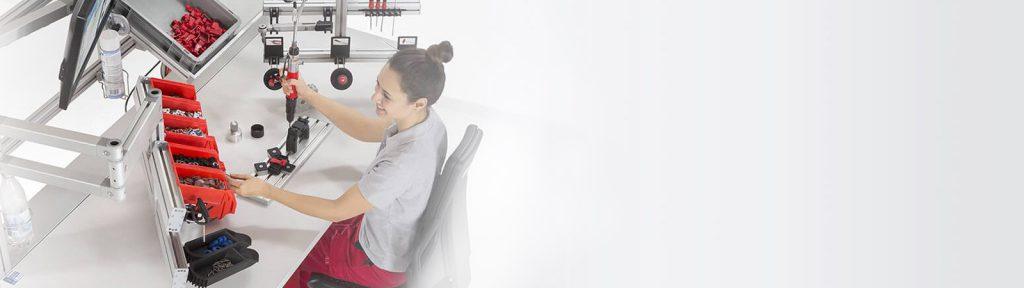 Feinwerktechnik Ritzenthaler GmbH – für perfekte Ergonomie und Effizienz