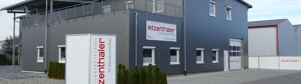 Gebäude Feinwerktechnik Ritzenthaler GmbH