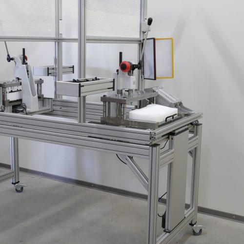 Arbeitsplatzgestaltung – Feinwerktechnik Ritzenthaler GmbH