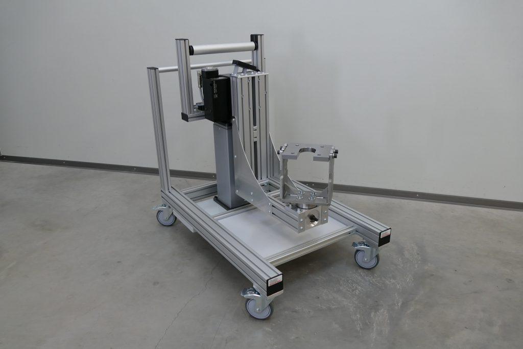 Intralogistik – Feinwerktechnik Ritzenthaler GmbH