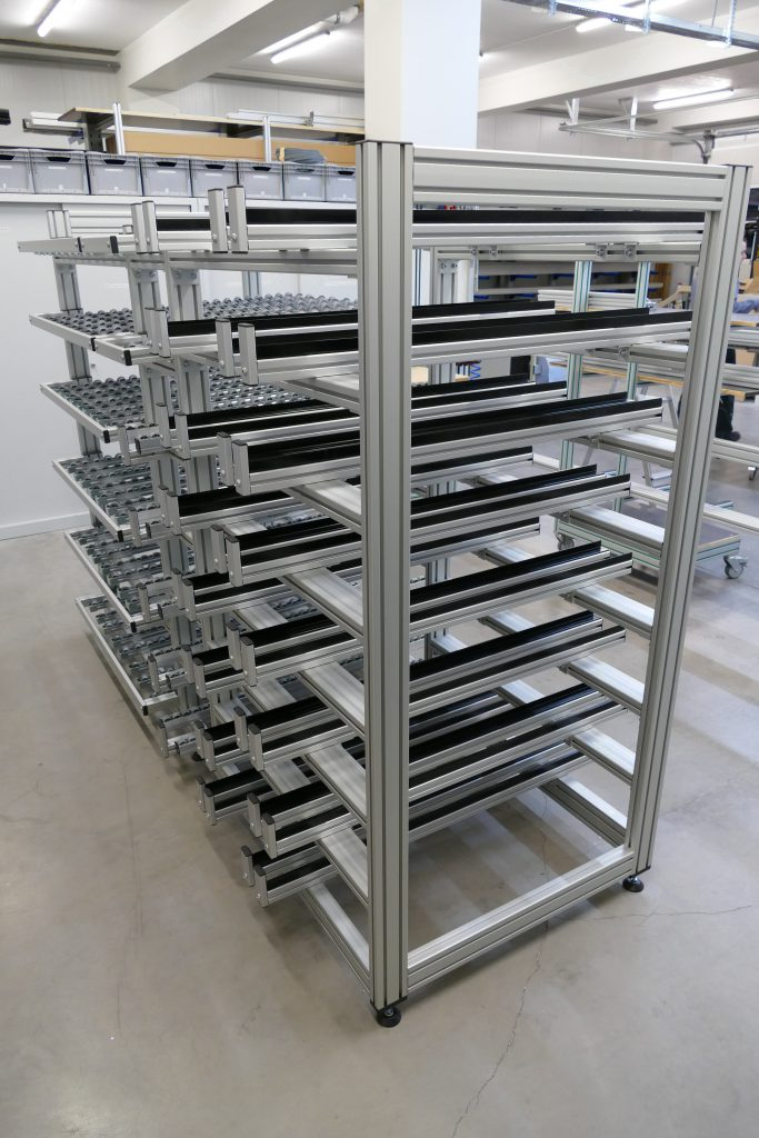 Profiltechnik – Feinwerktechnik Ritzenthaler GmbH