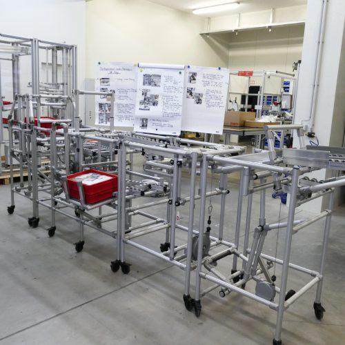 Lean Production – Feinwerktechnik Ritzenthaler GmbH